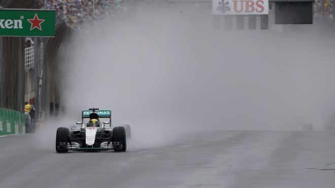 """Đua xe F1, Brazilian GP: """"Châm lửa"""" cho cuộc chiến mới 3"""