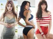 Sao nữ Hàn Quốc kiếm tiền tỷ chỉ trong vài phút đồng hồ