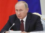 Ông Putin viện trợ cho Việt Nam 5 triệu USD