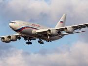 Ngắm chuyên cơ được ví như  ' Điện Kremlin bay '  của Tổng thống Putin