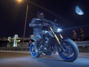 Yamaha MT-09 nhận được gói trang bị SP, phong cách thể thao