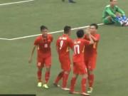U19 Việt Nam - U19 Lào: Tấn công dồn dập, tạo mưa bàn thắng