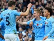 Man City thắng vũ bão: Cứ đà này, đá nửa mùa...vô địch Ngoại hạng Anh