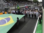 """Thể thao - Đua xe F1, Brazilian GP: """"Châm lửa"""" cho cuộc chiến mới"""