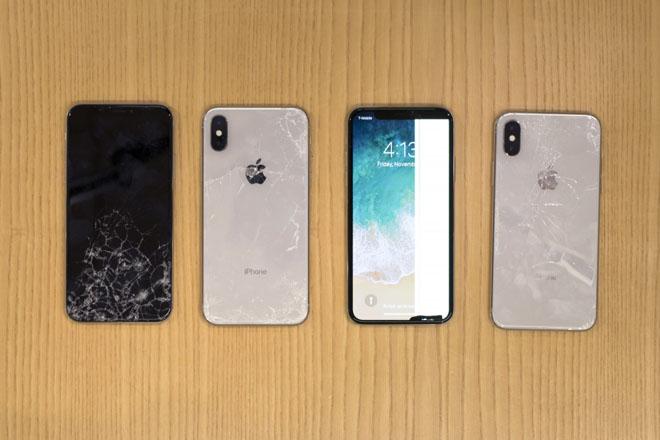 iPhone X là smartphone mỏng manh dễ vỡ nhất từ trước đến nay - 1