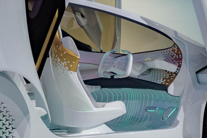 Ngắm xe công nghệ tối tân Toyota Concept-i - 4