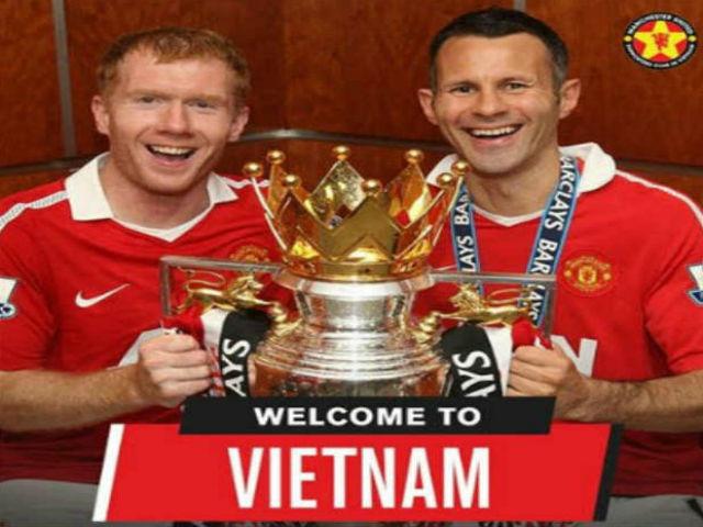 Giggs đến Việt Nam làm giám đốc: Mở đường MU – Mourinho sang du đấu? 4