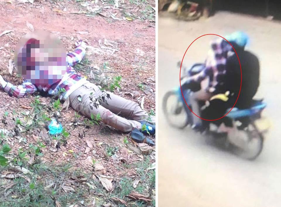 Camera ghi lại manh mối vụ người phụ nữ chết bí ẩn ở Thái Nguyên