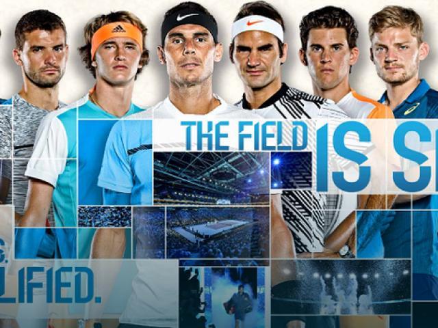 """Kết quả thi đấu tennis """"bát hùng"""" ATP Finals 2017 1"""