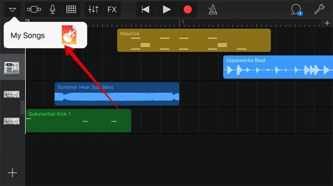 Cách tạo nhạc chuông riêng trên iPhone và iPad với GarageBand - 7