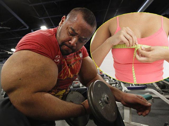"""Cặp """"khổng lồ"""" thể hình: Cơ bắp khủng khiếp, vô địch thiên hạ 2"""