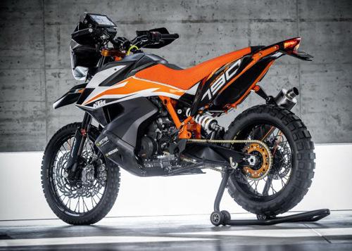 """Chiến binh"" KTM 790 Duke 2018 ra mắt - 5"