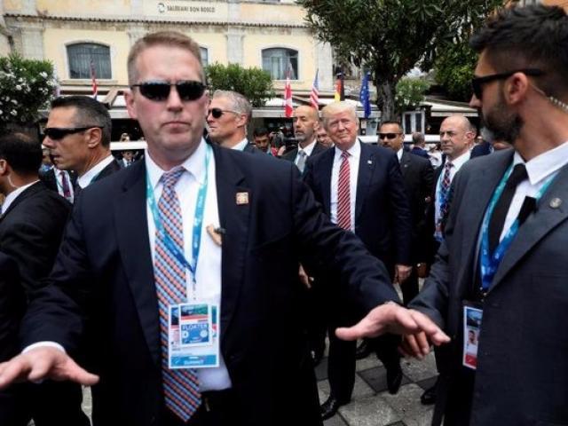 Điều ít người biết đằng sau lớp áo vải của ông Trump - 4