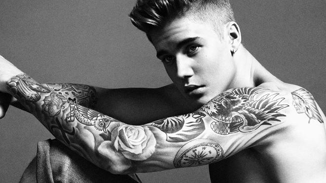 """Giải mã loạt hình xăm hiểm hóc của """"gã trai hư"""" Justin Bieber - 9"""