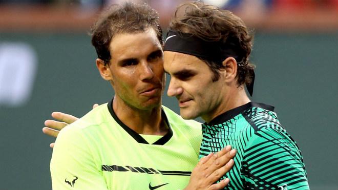 """ATP Finals 2017: """"Bò tót"""" Nadal mơ đạt 100% phong độ, Federer khiếp vía 2"""