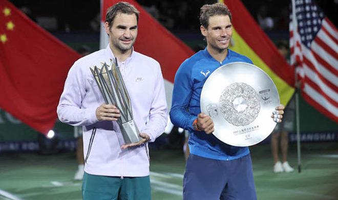 """ATP Finals 2017: Federer và Nadal đạp lên """"bạo chúa thời gian"""" 1"""