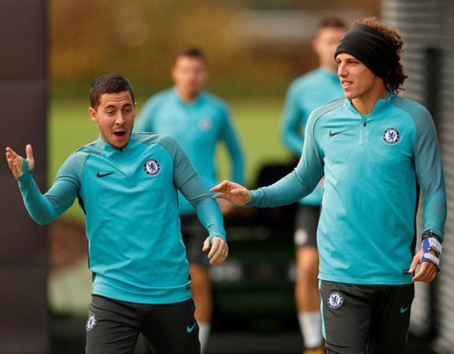 Chelsea biến căng: Conte đòi mua 3 SAO, đuổi Luiz... đi nhặt bóng 2
