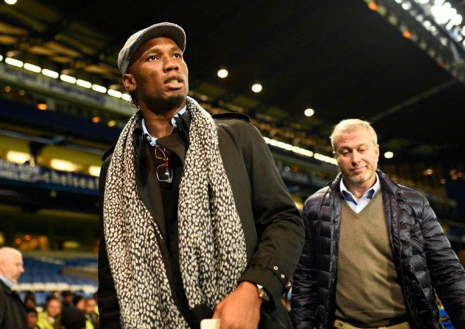 Chelsea biến căng: Abramovich chọn Drogba làm Giám đốc kỹ thuật 1