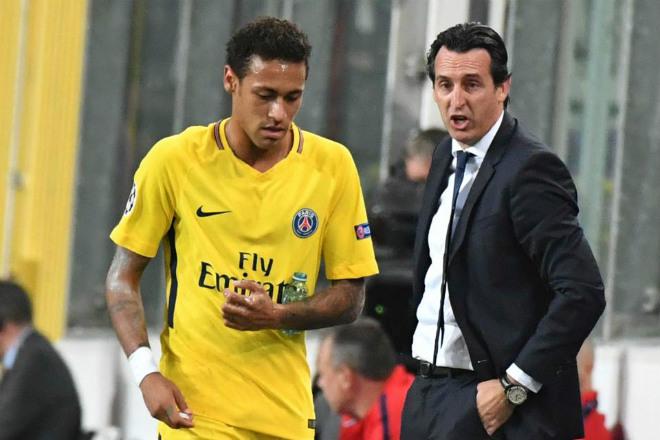 """Neymar lộ mặt """"cừu đen"""": Đòi PSG đuổi thầy, tậu Mourinho 1"""