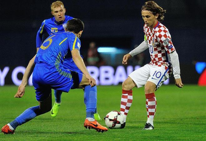 """Croatia - Hy Lạp: Modric & nhiệm vụ quật ngã """"các vị thần"""" 1"""