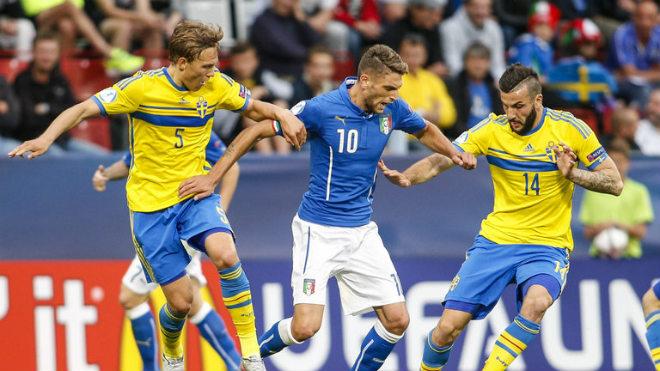 """Play-off World Cup 2018: """"Sinh tử"""" với Thụy Điển, Italia như trên đống lửa"""