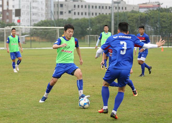"""Thầy trò Park Hang Seo tăng tốc, luyện """"bắn"""" quyết hạ Afghanistan - 6"""