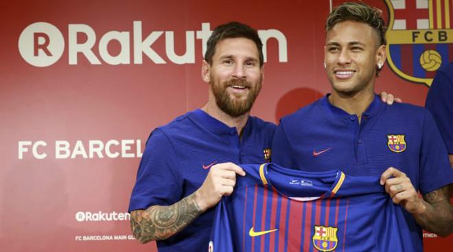 """Tiết lộ động trời: Barca bán Neymar 222 triệu euro, Messi như """"người mù"""""""