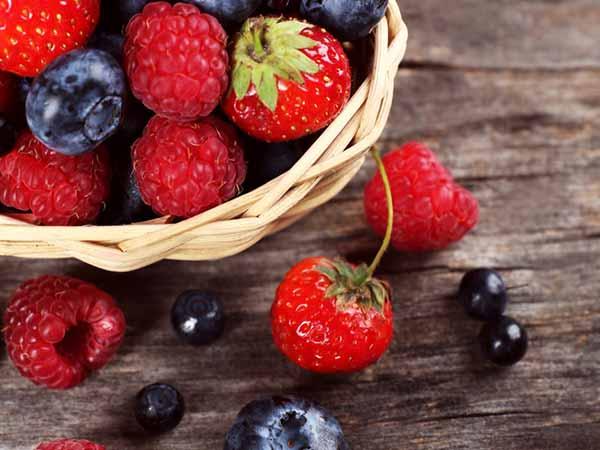 Vì sao nam giới nên ăn nhiều quả mọng - 1