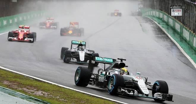 """Đua xe F1, Brazilian GP: Uy phong của tân vương và danh dự của """"mãnh thú"""" 1"""