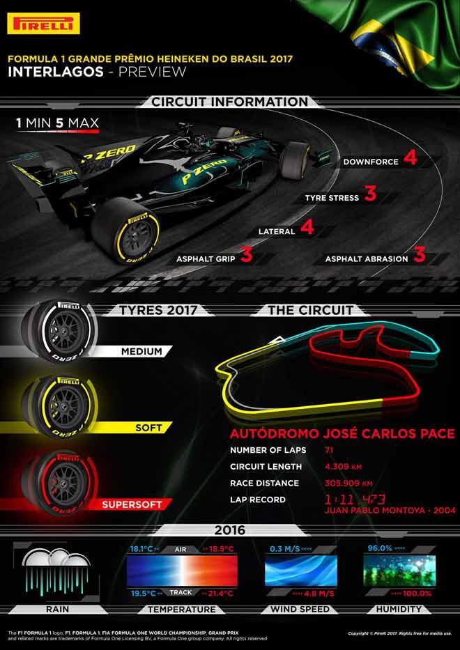 """Đua xe F1, Brazilian GP: Uy phong của tân vương và danh dự của """"mãnh thú"""" 2"""