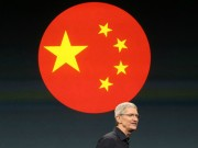Apple đang dần yếu thế ở thị trường Trung Quốc
