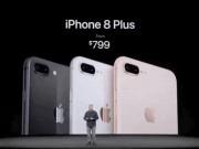 Apple bị  tố  đạo công nghệ camera kép trên iPhone 7 Plus, 8 Plus