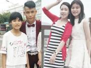 Con gái 13 tuổi lớn phổng phao của nam diễn viên hài Hiệp Gà