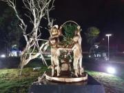 Ngắm các bức tượng do các nền kinh tế APEC đặt tại Đà Nẵng