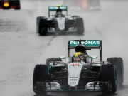"""Đua xe F1, Brazilian GP: Uy phong của tân vương và danh dự của  """" mãnh thú """""""