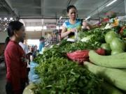 Giá rau Đà Lạt tăng kỉ lục do ảnh hưởng của bão số 12