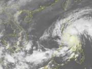 Hai kịch bản cho cơn bão mới sắp vào Biển Đông