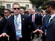 """Thế giới - Ông Trump được bảo vệ """"tầng tầng lớp lớp"""" thế nào khi ở nước ngoài?"""