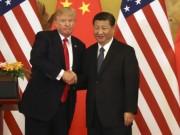 """Ông Trump hết lời khen Trung Quốc vì đã  """" tận dụng Mỹ """""""