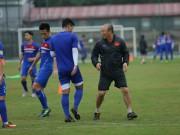 """Bóng đá - Thầy trò Park Hang Seo tăng tốc, quyết hạ Afghanistan giành """"tấm vé vàng"""""""