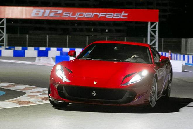Siêu xe Ferrari 812 Superfast đến Thái Lan - 2