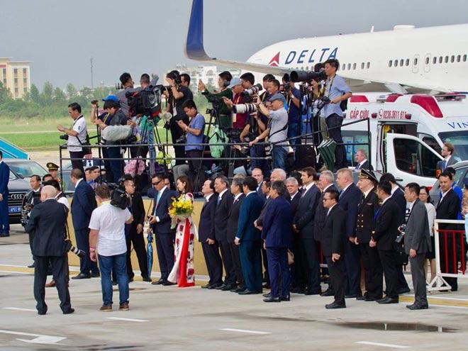 CẬP NHẬT: Chủ tịch Trung Quốc Tập Cận Bình đăng đàn APEC 2017 - 25