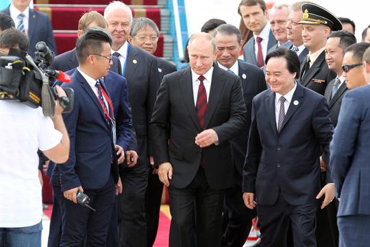 CẬP NHẬT: Chủ tịch Trung Quốc Tập Cận Bình đăng đàn APEC 2017 - 28