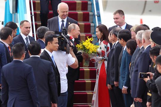 CẬP NHẬT: Chủ tịch Trung Quốc Tập Cận Bình đăng đàn APEC 2017 - 27