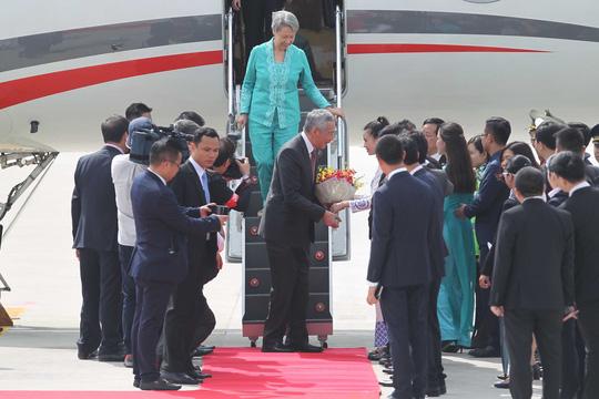 CẬP NHẬT: Chủ tịch Trung Quốc Tập Cận Bình đăng đàn APEC 2017 - 21