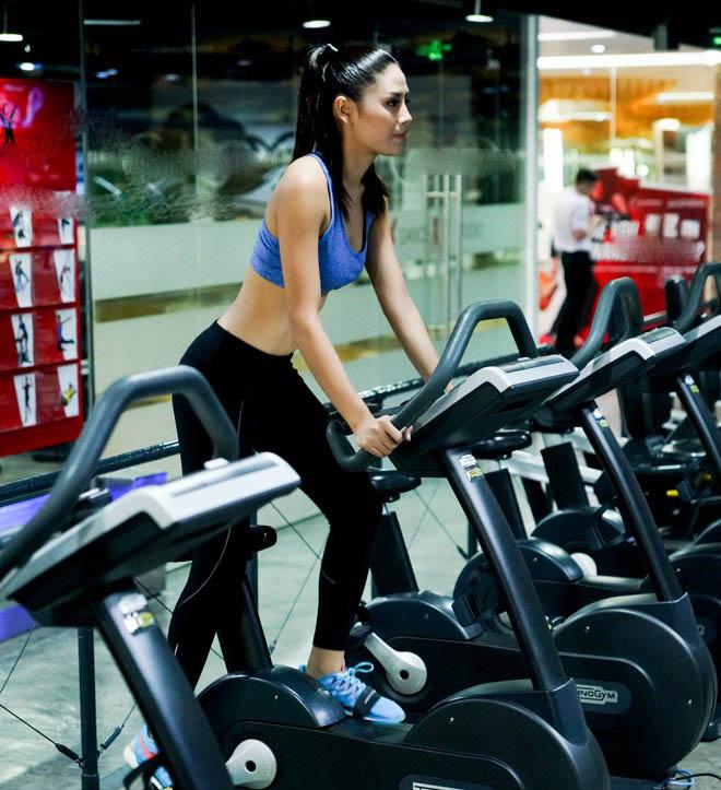 Số đo như thần Vệ Nữ của Nguyễn Thị Loan trước thềm thi Hoa hậu Hoàn vũ - 7