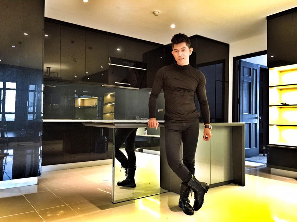 Lương Bằng Quang sống một mình trong căn hộ thông minh 5 tỷ đồng - 1