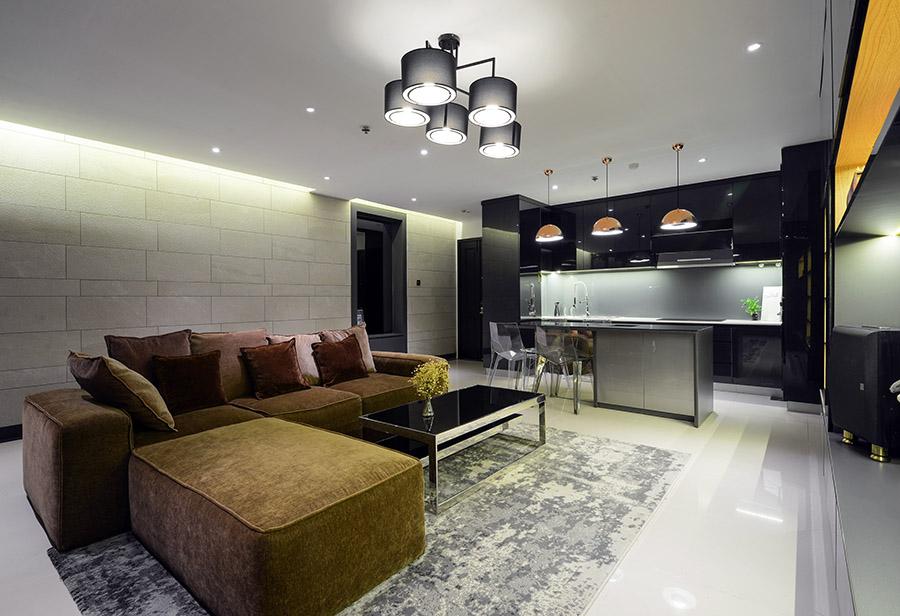 Lương Bằng Quang sống một mình trong căn hộ thông minh 5 tỷ đồng - 4