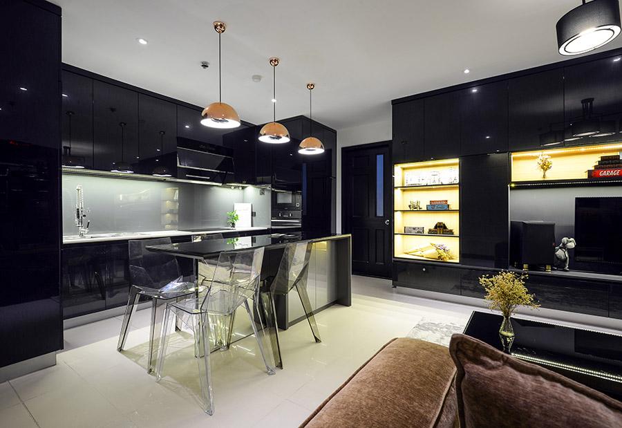 Lương Bằng Quang sống một mình trong căn hộ thông minh 5 tỷ đồng - 3