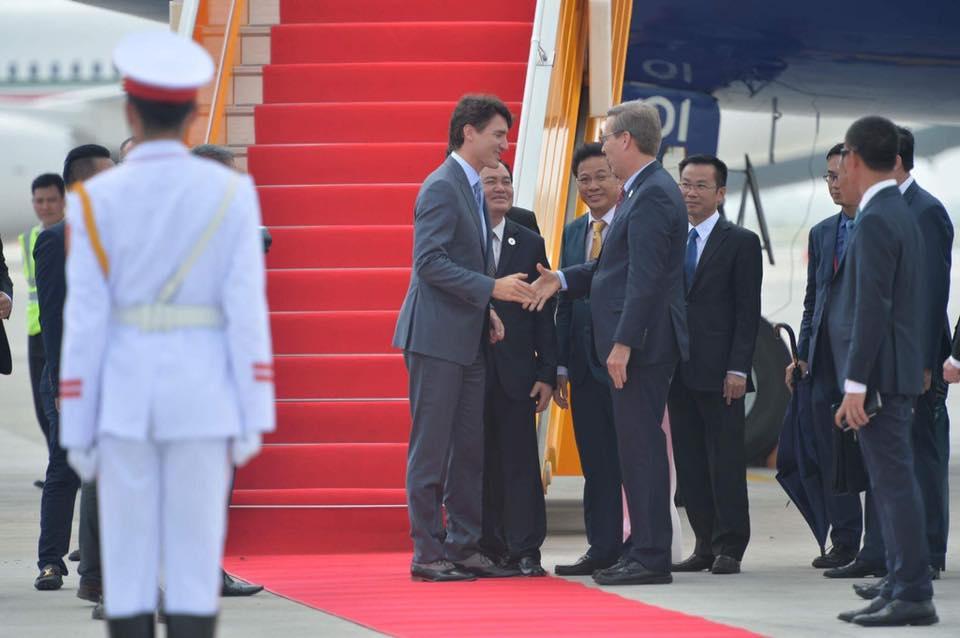 CẬP NHẬT: Chủ tịch Trung Quốc Tập Cận Bình đăng đàn APEC 2017 - 18